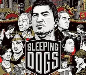 Sleeping Dogs Game Cover