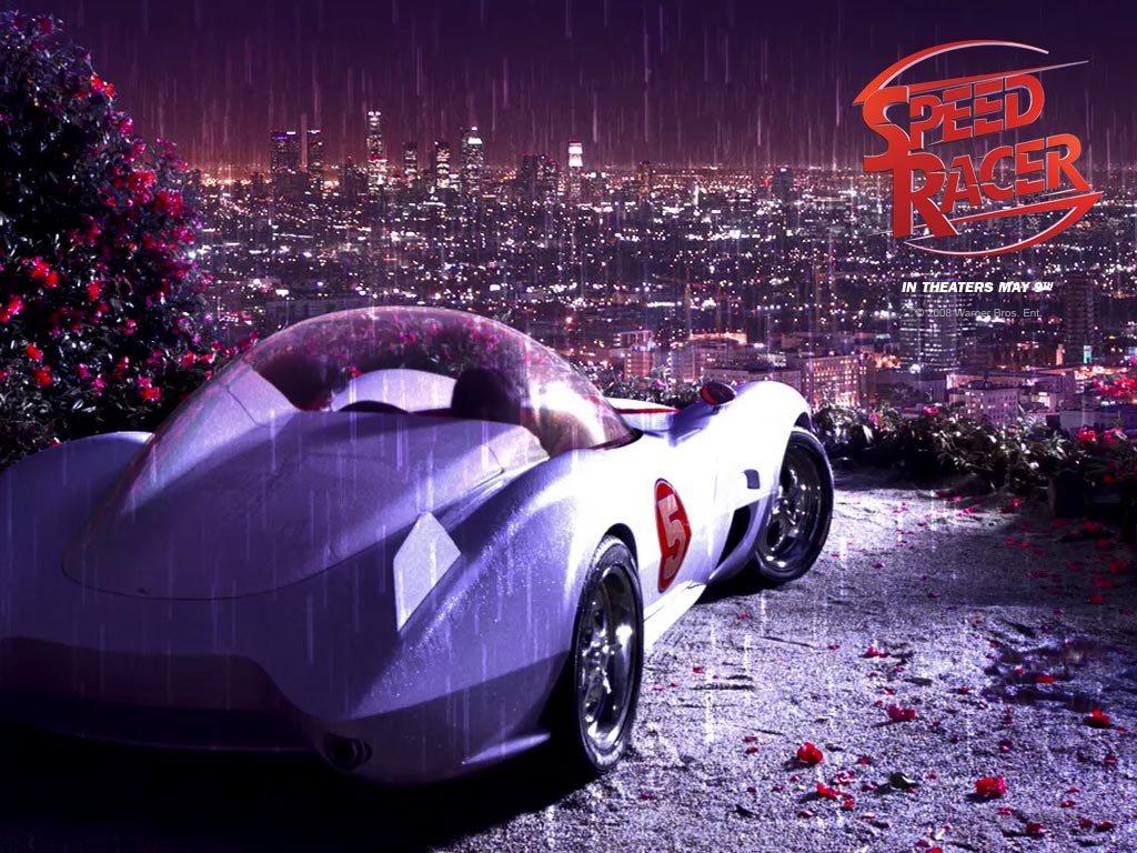 speed racer the movie – shmee