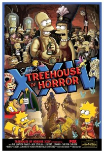 Os-Simpsons-S25E02-Treehouse-of-Horror-XXIV-Poster