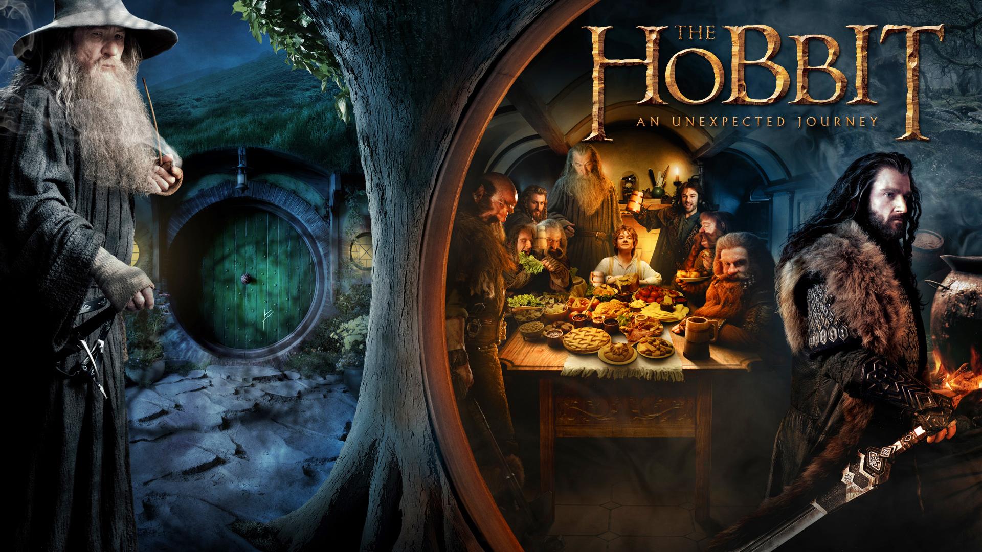 The Hobbit An Unexpected Journey Dwarves HD desktop wallpaper