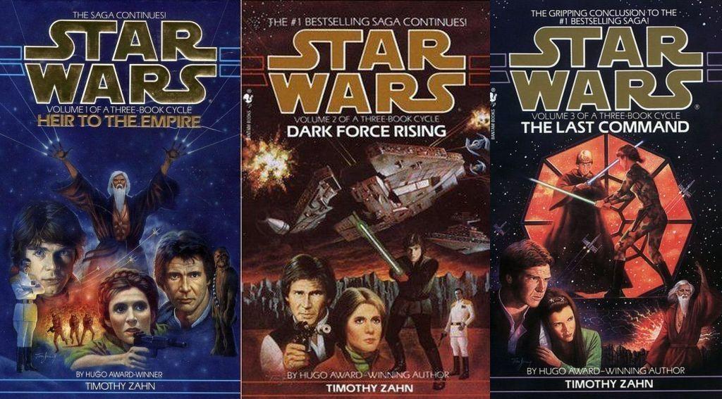 Thrawn Trilogy