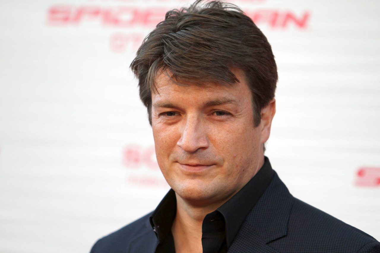 Nathan Fillion Los Angeles premiere of 'The Amazing Spider-Man' held at the Regency Village Theatre - Arrivals Los Angeles, California - 28.06.12 Mandatory Credit: FayesVision/WENN.com